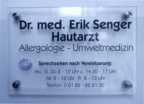 Hautarzt Dr. Senger Seligenstadt